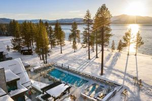 The Lodge at Edgewood Tahoe - Accommodation - Stateline