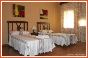 Superior Double Room Hosteria Verahouse