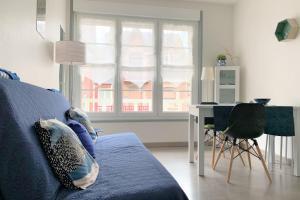 """""""MY DEAR HOME"""" appartement 2 personnes proche de la plage d'Onival - Friville-Escarbotin"""