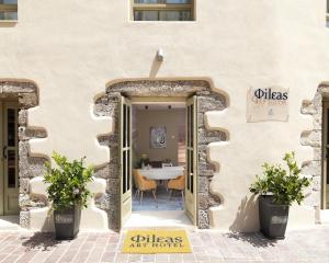 Fileas Art Hotel (2 of 40)