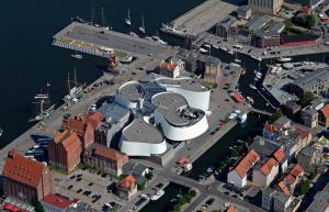 Hotel Kontorhaus Stralsund, Hotels  Stralsund - big - 10