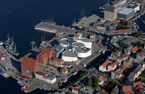 Hotel Kontorhaus Stralsund, Hotels  Stralsund - big - 23