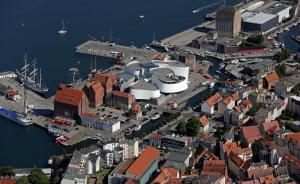 Hotel Kontorhaus Stralsund, Hotels  Stralsund - big - 8