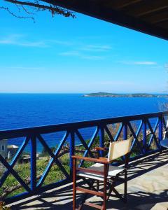 Villa Natasa Andros Greece