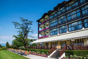 Location gîte, chambres d'hotes Hôtel Ermitage dans le département Haute Savoie 74