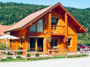 Chalet Clairefontaine