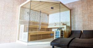Hotel Malibu, Hotels  Mamaia - big - 37