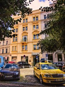Hotel Hastal Prague Old Town, Hotels  Prag - big - 79