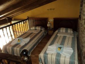 Allotjaments Rurals Can Pere Petit, Apartmanok  Santa Pau - big - 35