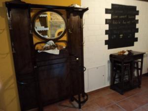 Allotjaments Rurals Can Pere Petit, Apartmanok  Santa Pau - big - 12