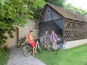 Appartement Landhaus Felsenkeller, Appartamenti  Sankt Kanzian - big - 19