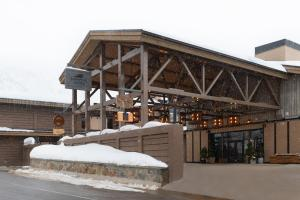 The Snowpine Lodge - Hotel - Alta