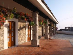 Hotel Boutique La Casona de Don Porfirio, Hotels  Jonotla - big - 89