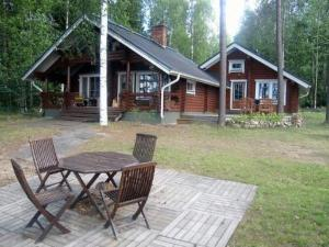 Holiday Home Honkaranta - Saarijärvi