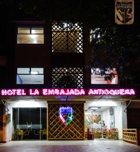 Hotel la Embajada Antioqueña