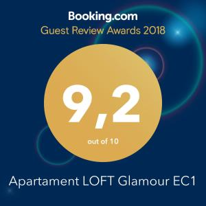 Apartament LOFT Glamour EC1