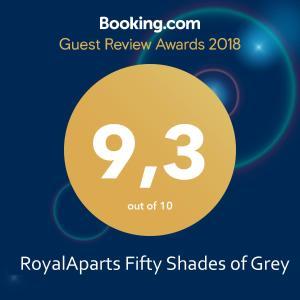 RoyalAparts Fifty Shades of Grey