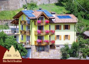 Bike Bed&Breakfast Mille Pini - Accommodation - Baselga di Pinè