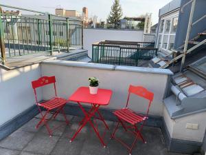 VIENNA City HIDEAWAY Roof-terrace Boxspring Nespresso - Vienna