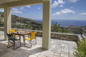 Andros Dream House Villa Andros Greece