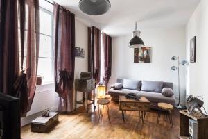 . Appartement de charme centre ville Dinan 2/4 pers