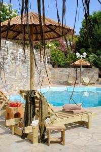 Hostels e Albergues - Kymothoi Rooms & Pool Bar