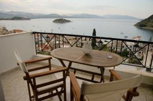 lovely studio with awesome view Argolida Greece