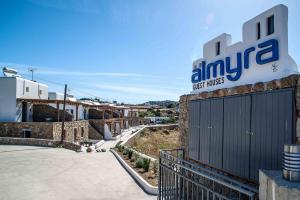 Almyra Guest Houses, Aparthotels  Paraga - big - 122
