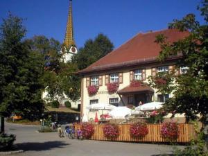 Gasthof zum Goldenen Kreuz - Illmensee