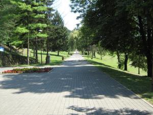 Salines Tuzla, Apartmanok  Tuzla - big - 7