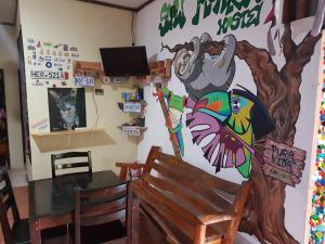Slow Monkey Hostel