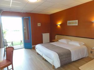 Hotel The Originals Saint-Malo Belem (ex Inter-Hotel), Отели  Сен-Мало - big - 4
