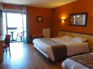 Hotel The Originals Saint-Malo Belem (ex Inter-Hotel), Отели  Сен-Мало - big - 20