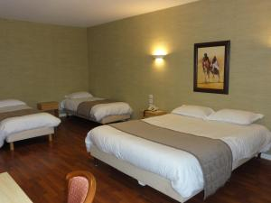 Hotel The Originals Saint-Malo Belem (ex Inter-Hotel), Hotely  Saint-Malo - big - 22