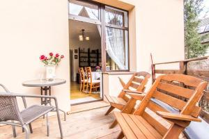 Apartament Krysin Zakopane