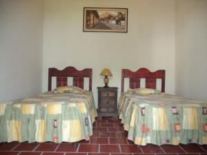 Double Room with Shared Bathroom Casa Linda