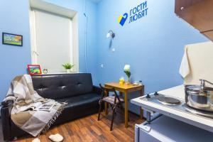 Апартаменты Гости Любят в Калифорнии, Санкт-Петербург