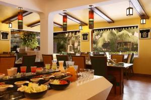 Lemon Tree Amarante Beach Resort, Goa, Курортные отели  Кандолим - big - 28