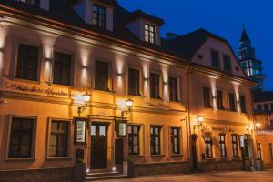 Hotel Aparthotel Ventus Rosa Bílsko-Bělá Polsko