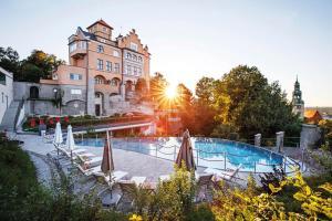 Hotel Schloss Mönchstein - Salzburg