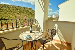 Two-Bedroom Luxury Apartment on Hacienda Riquelme Golf Resort