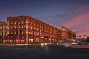 Отель Англетер, Санкт-Петербург