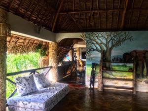 Boutique Hotel Nyumbani Tembo, Hotely  Watamu - big - 7