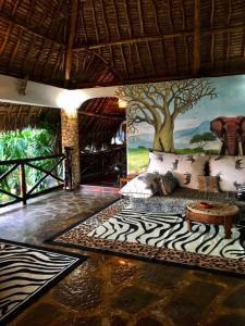 Boutique Hotel Nyumbani Tembo, Hotely  Watamu - big - 36
