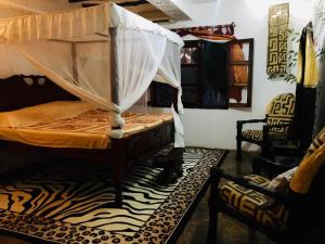 Boutique Hotel Nyumbani Tembo, Hotely  Watamu - big - 38