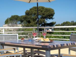 Lagrange Vacances Les Terrasses des Embiez, Апарт-отели  Сис-Фур-Ле-Плаж - big - 15
