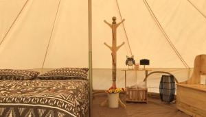 Double Room Entrepinos Glamping