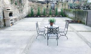 Casa Jardín de la Plata, Apartmanok  Baños de Montemayor - big - 12