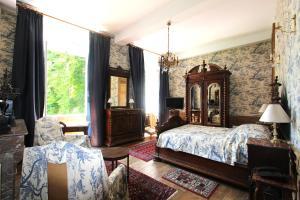 Château d'Island Vézelay, Hotely  Pontaubert - big - 67