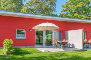 Ferienhaus Karree 02 - Ahlimbswalde